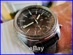 SEIKO Automatic Chronograph 6139 (made in Japan)