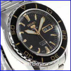 SEIKO SEIKO 5 SNZH57JC Mechanical Automatic Watch Men's Made in Japan New