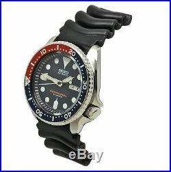 SEIKO SKX009J1 Vintage Divers Automatic JAPAN MADE PEPSI Divers Mens Watch