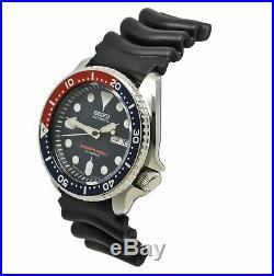 SEIKO Vintage Divers Automatic SKX009J1 JAPAN MADE PEPSI Divers Mens Watch