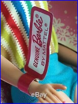 SIDE PART American Girl SIDEPART 1966 vintage Barbie NRFB rare swimsuit