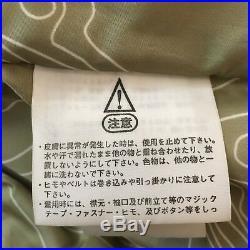 SUPER RARE The North Face Japan x Futura 2000 Camo Makalu Down Jacket L 2004
