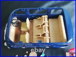 SYLVANIAN FAMILIES Blue Car & Lot Accessories Various etc Calico Critters Epoch