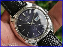 Saiko KS Hi-beat (KingSeiko) cal. 5246-6020 Automatic men's watch vintage Japan