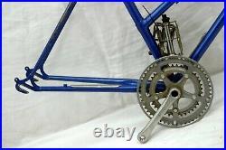Schwinn Sprint 1000 Vintage Bike Frame Sm 50cm Japan Made Steel Touring Charity
