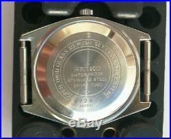 Seiko 5606-7000 Lord Matic vintage automatic 25 Jewels Suwa Seikosha Japan made