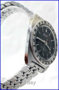 Seiko 6117-8000 Navigator Timer 1969 Mechanical Automatic Men's Watch Serviced