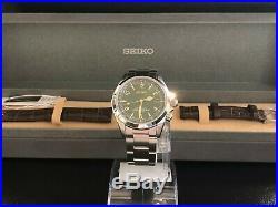 Seiko Alpinist SARB017 Automatic Mens Watch (Seiko Stainless Steel Bracelet)