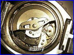 Seiko Bullhead Ref 6138-0040 Chronograph Automatic Men's Wrist Watch C. 1970s