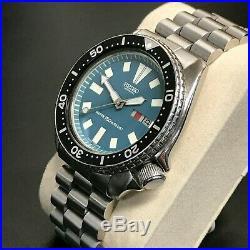 Seiko Diver 6309-7290.150M Rare Vintage Automatic Men's Wrist Watch