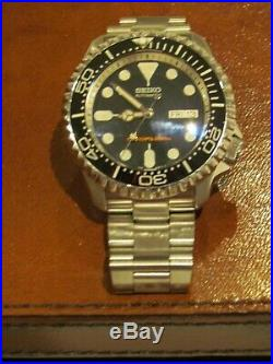 Seiko Diver Super Mod Seadweller Custom Best Of Everything A Bit Special