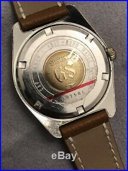 Seiko Grand Seiko Gold Cap 4520-8000 Hi-Beat Manual Hand Wind Mens Watch