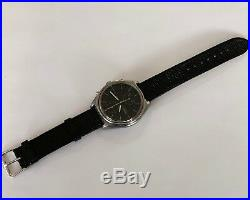 Seiko Jumbo 6138-3002 Chronograph Automatic Steel Vintage Wrist Watch For Men