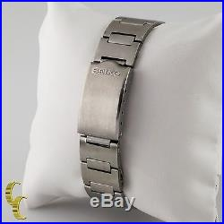 Seiko Men's Automatic Stainless Steel Chronograph Pogue 6139-6005 Watch 1972