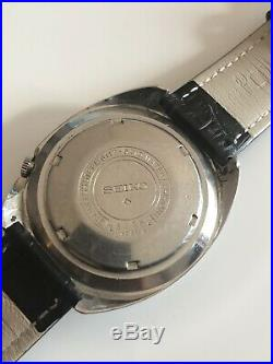Seiko Navigator Timer GMT Automatic 6117-6410- 1974 great condition
