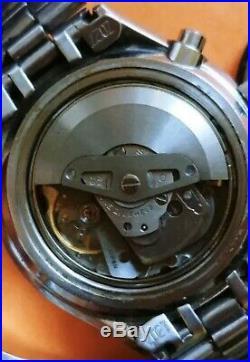 Seiko Panda Chronograph 6138-8020 Ref 422142 In Excellent Condition