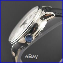 Seiko Presage Skeleton 4r39-00w0 Sary095 24 Jewels Automatic Men's Wrist Watch