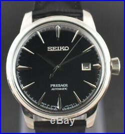 Seiko Presage Srpb41 Cocktail 24 Jewels Automatic 4r35-01t0 Men's Wrist Watch
