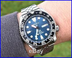Seiko Prospex PADI 7S26-0020 Divers Automatic Day Date men's watch. Sept 2007