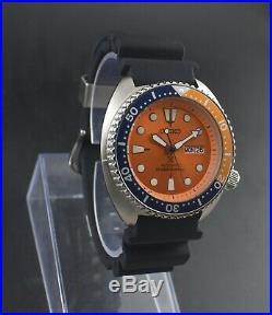 Seiko Prospex Padi Srpa21 Automatic Air Diver's 200m 24 Jewels Mens Wrist Watch
