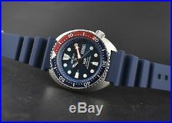 Seiko Prospex Padi Turtle Diver Custom Mod 200m 4r36 Fully Restore Mens Watch