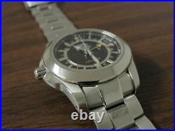 Seiko SBCJ027 Perpetual Calendar 8F56 00F0 GMT Titanium MAG Resist Overhauled