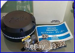 Seiko SBCN003 Landmaster Summiter (7K32-0A10)