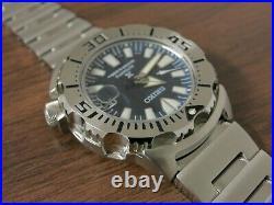 Seiko SZSC003 Navy Monster 6R15 02X0 Automatic Prospex Mint Condition