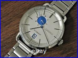 Seiko Spirit Smart SCVE005 Blue Dot 4R37 01B0 Automatic Watch