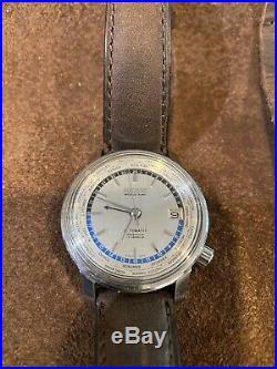 Seiko World Time vintage watch 6217- 7000 GMT automatic Tokyo Olympic Games