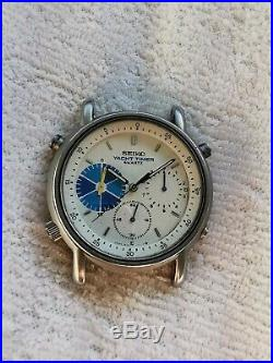 Seiko Yacht Timer 7A28 7090 Yachting For Repair