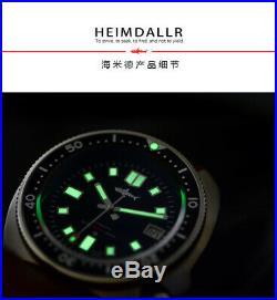 Sharkey Japan Tuna Can pro Diver Automatic wrist watch 6105 8110 Turtle Mens 200