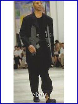Ss1995 Yohji Yamamoto Sashiko Jacket Size M NEW