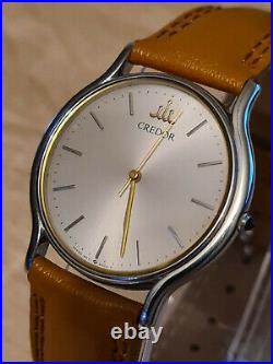 Stunning Seiko Credor Top End High Accuracy Watch 9571-8000 Japan
