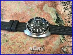 Superb Seiko 6105-8119 Apocalypse Now Captain Willard Vietnam watch. Serviced