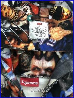 Supreme Phase 2 Sweater Hoodie Long Sleeve Rare 2006 Xlarge XL Vintage Box