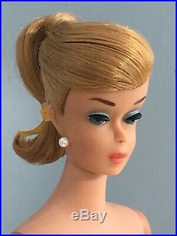Swirl Vintage Barbie Ash Blonde Ponytail 1964