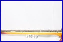 TEISCO WG-2L Original Vintage Bizarre Electric Guitar RefNo 1885