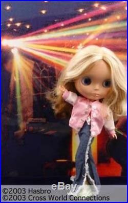Takara Tomy Neo Blythe disco boogie Japanese Doll Rare NEW Japan Free Shipping
