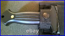 VERY RARE Vintage AL MAR Applegate/Fairbairn COMBAT SMATCHET Double Edge