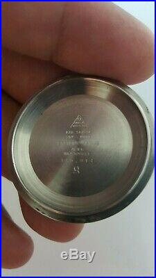 VINTAGE OMEGA SPEEDMASTER MARK II CAL 861 145.014 NATO STRAP 42mm