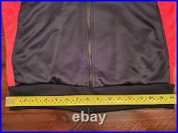 VINTAGE Original 1985 Nike Air Jordan 1 Wings Track Jacket Blue Tag Men's Medium