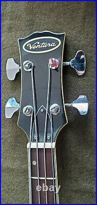 Ventura Bass Guitar Vintage Made in Japan