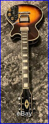 Vintage 1960's Kay / Univox Effector Guitar with Built in Analog Effects! / Synth