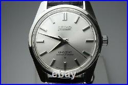 Vintage 1964 JAPAN 44 KING SEIKO CHRONOMETER 49999 27Jewels Hand-winding