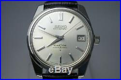 Vintage 1964 JAPAN GRAND SEIKO SELF-DATA 43999 35Jewels Hand-winding