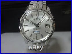 Vintage 1964 SEIKO Automatic watch Seikomatic Weekdater 33J Cal. 400