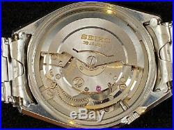 Vintage 1966 Grand Seiko Gs62 Diashock 6246-9000 Automatic Made In Japan