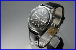 Vintage 1967 JAPAN SEIKO BELL-MATIC WEEKDATER 4006-7010 27Jewels Automatic