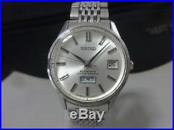 Vintage 1967 SEIKO Automatic watch BUSINESS-A 27J 8346-8030 Original band